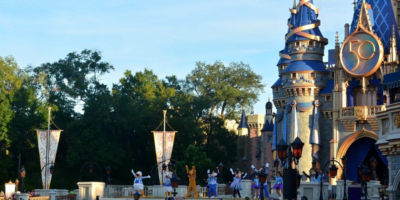 Disney World cumple 50 años con la promesa de seguir creando magia