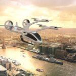 Brasileñas Embraer y Avantto operarán «carros voladores» en Latinoamérica